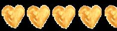 4halfgoldhearts